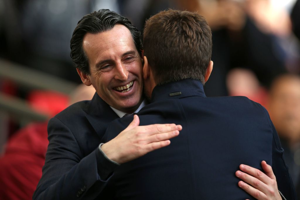 Unai Emery reserves praise for one Arsenal player after frustrating Tottenham draw