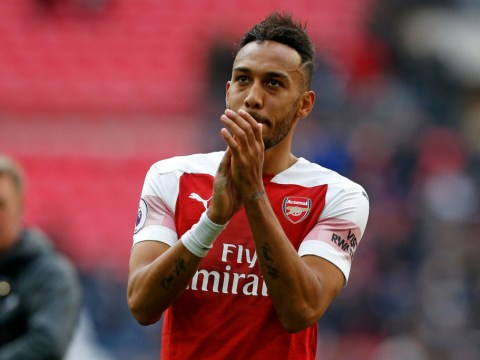 Pierre-Emerick Aubameyang admitted he hated playing at Wembley BEFORE Spurs vs Arsenal