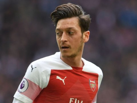 Ian Wright criticises Unai Emery's treatment of Arsenal star Mesut Ozil