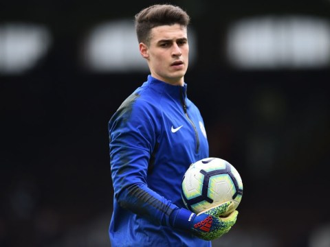 Maurizio Sarri wants to 'close door' on Kepa Arrizabalaga row after recalling Chelsea star