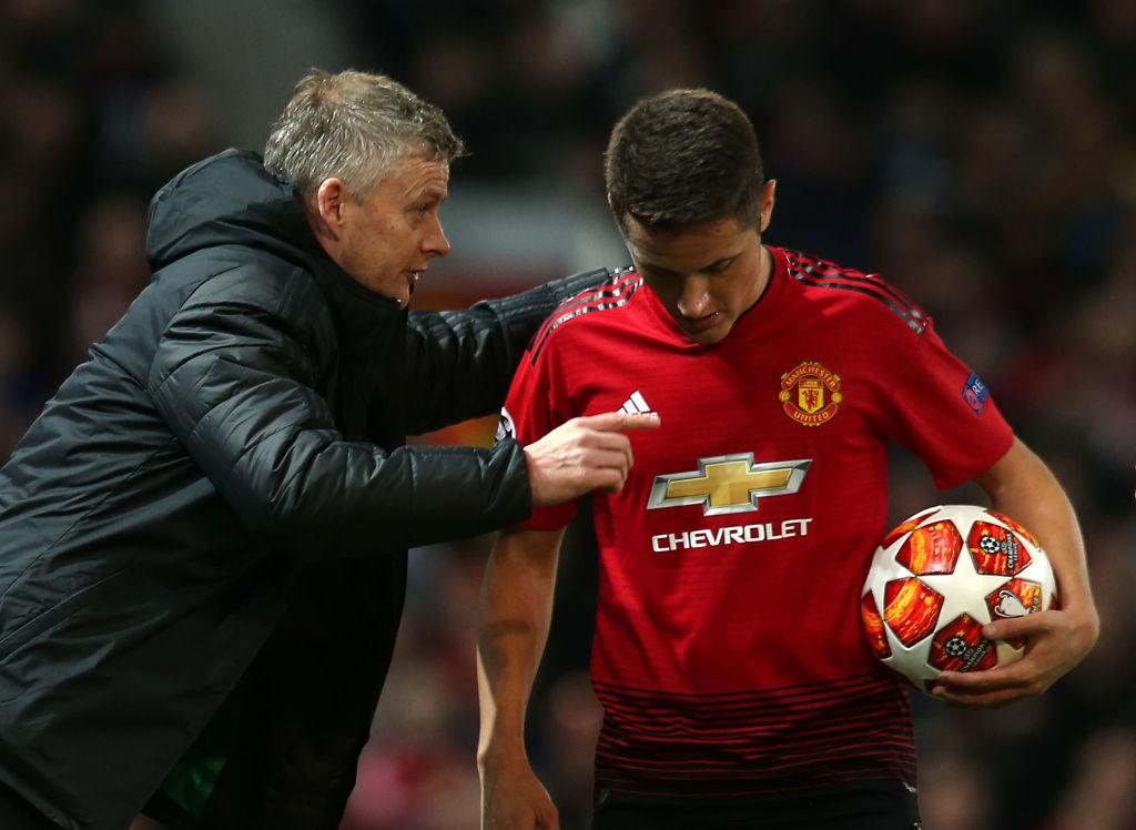 Ole Gunnar Solskjaer speaks out on Ander Herrera's long-term Man Utd future