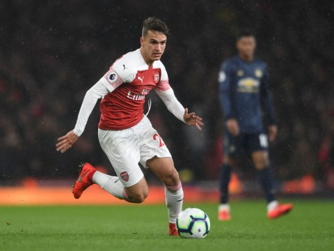 Arsenal star Denis Suarez reacts to speculation Unai Emery will send him back to Barcelona