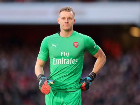 Bernd Leno reveals Jesse Lingard's moonwalk motivated Arsenal to gain Man Utd revenge