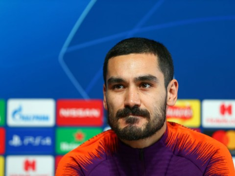 Ilkay Gundogan admits he's considering leaving Manchester City