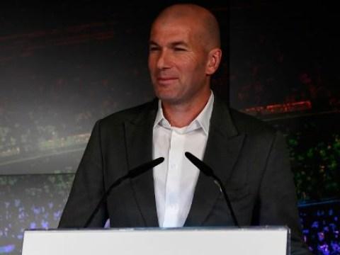Zinedine Zidane replaces Santiago Solari as Real Madrid manager