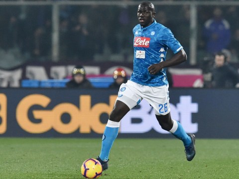 Napoli ready to let Allan go to keep hold of Man Utd target Kalidou Koulibaly