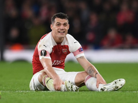 Granit Xhaka reveals the reason he's considering shock Arsenal transfer