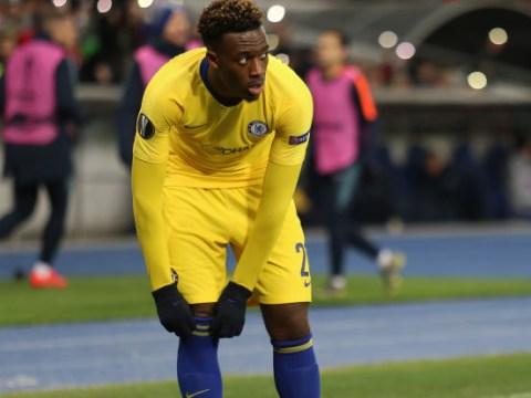 Chelsea slap £43m asking price on Callum Hudson-Odoi amid transfer links