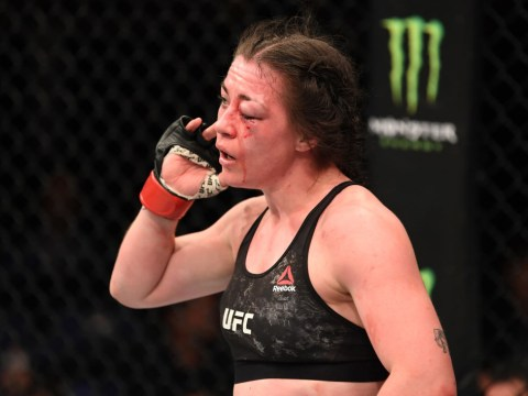Molly McCann first female English MMA fighter to claim UFC victory