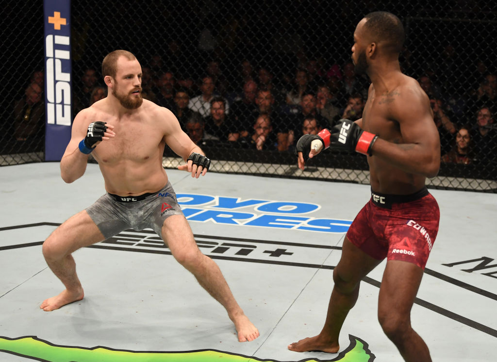 Gunnar Nelson fans take over UFC London to boo eventual winner Leon Edwards