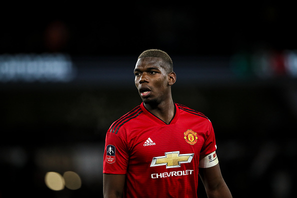 Paul Pogba 'serious' about leaving Manchester United for Real Madrid this summer