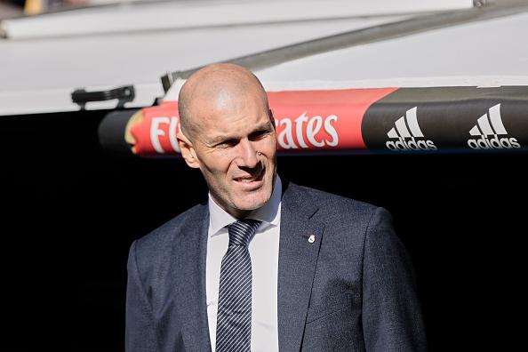 Zinedine Zidane speaks out on Real Madrid's summer transfer plans