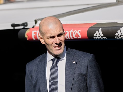 Zinedine Zidane speaks out on Real Madrid's summer transfer plans