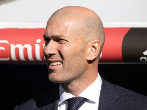 Zinedine Zidane tells Real Madrid to smash transfer record to sign Kylian Mbappe