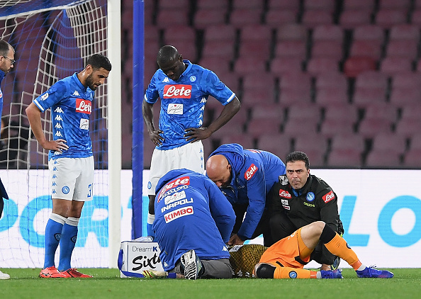 David Ospina to miss next two weeks after head injury, says player's father