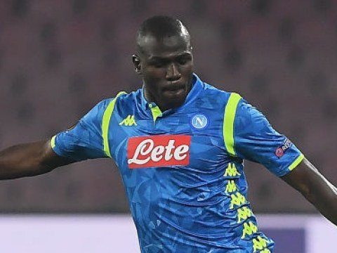 Manchester United told to pay £150m for Napoli defender Kalidou Koulibaly