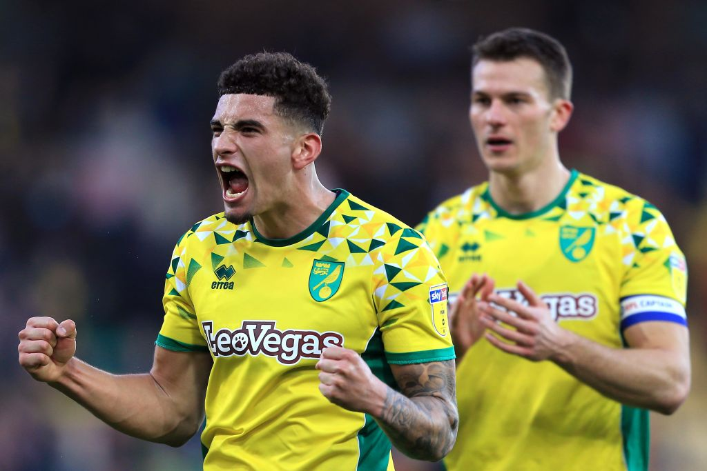 Manchester United target transfer of Norwich star Ben Godfrey