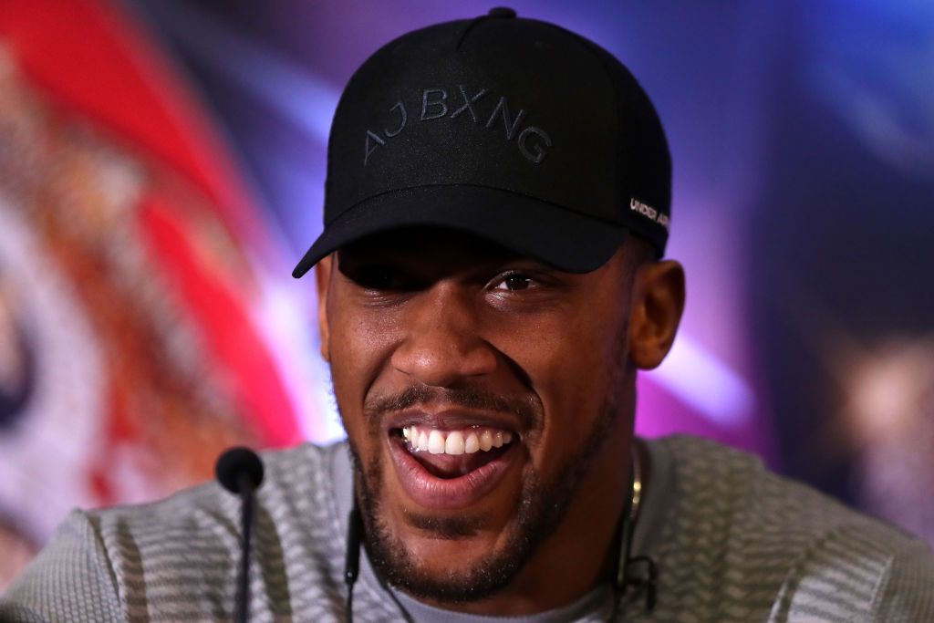 Eddie Hearn reveals Anthony Joshua wants Luis Ortiz to replace Jarrell Miller
