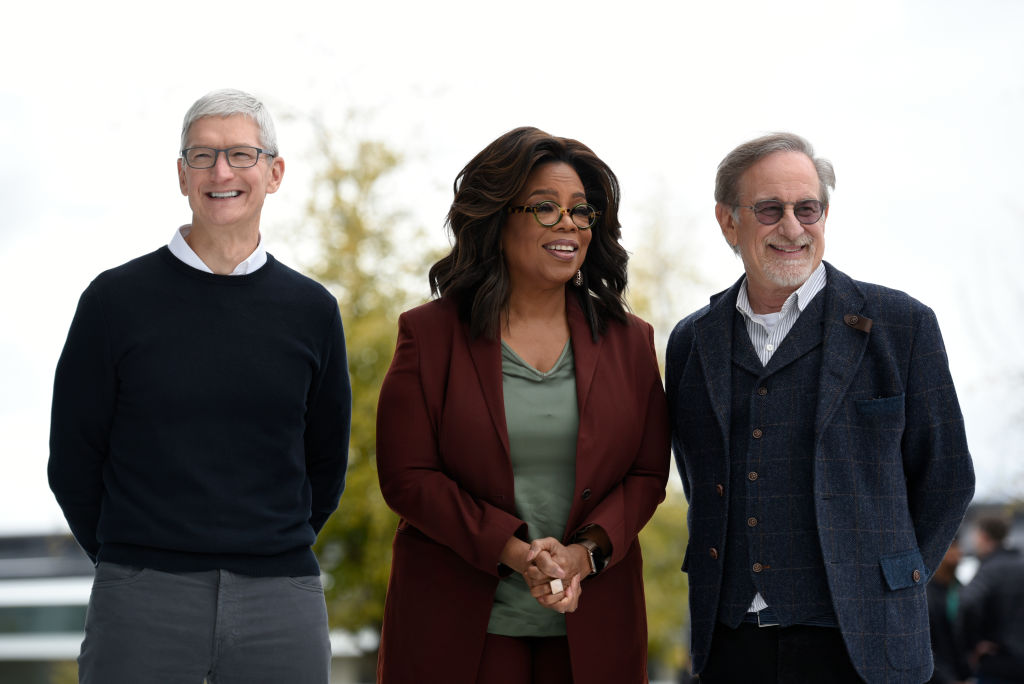 Apple 'yet to convince' it can rival Netflix with Apple TV+