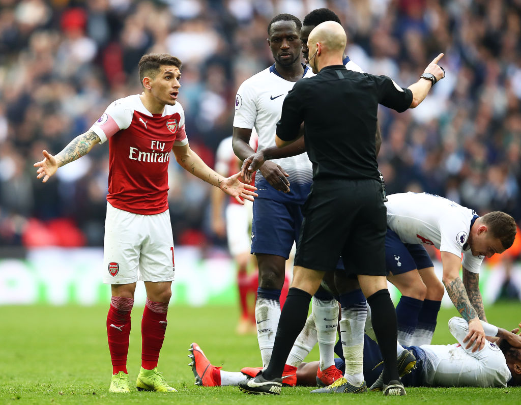 Arsenal blow as Lucas Torreira is set to miss club's next three fixtures