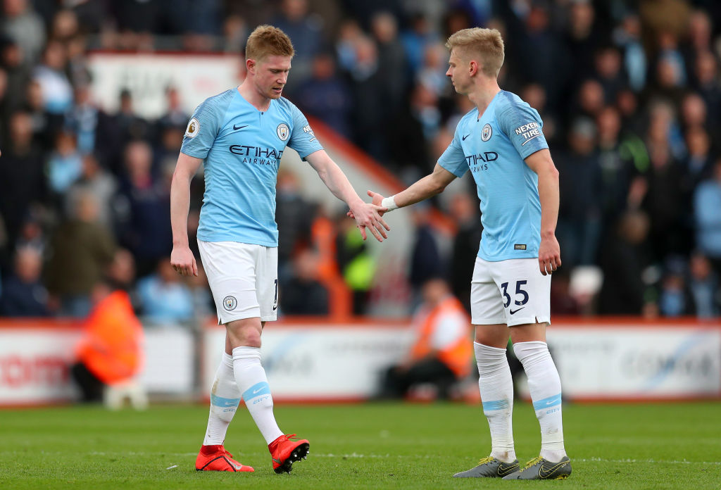 Pep Guardiola delivers Kevin De Bruyne injury update following Man City's win at Bournemouth