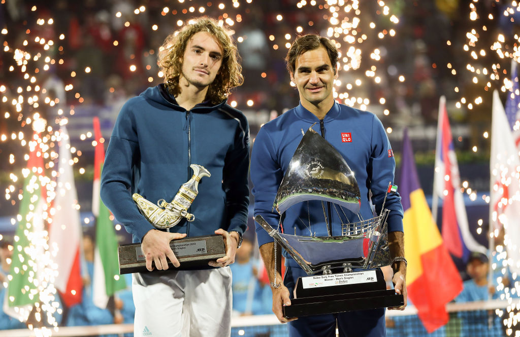 Stefanos Tsitsipas blasts umpires over 'unfair' Roger Federer special treatment