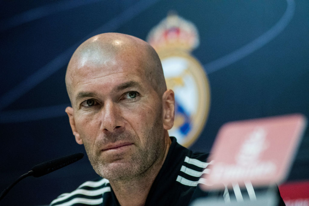 Real Madrid ready to fund rebuild by handing £430m transfer budget to Zinedine Zidane