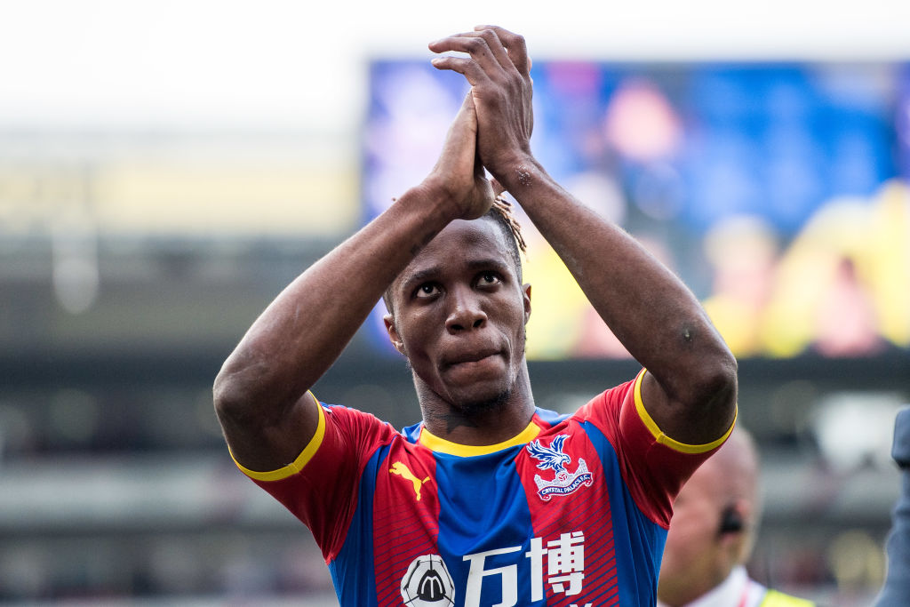 Manchester United in strong position to land Solskjaer favourite Wilfried Zaha in cut-price deal