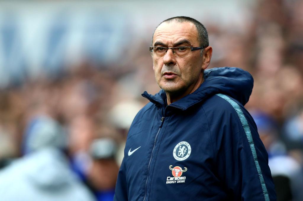 Chelsea must sack 'erratic' Maurizio Sarri despite Cardiff City comeback win, says Chris Sutton