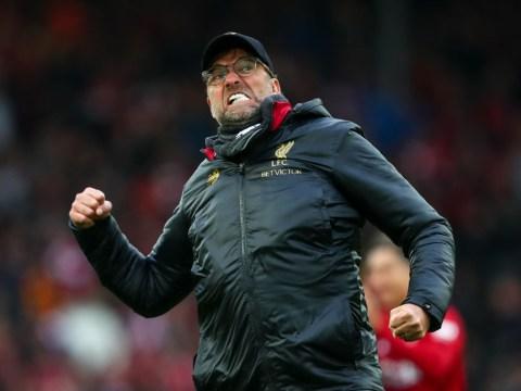 Jurgen Klopp praises Anfield crowd after Liverpool's last gasp win over Tottenham