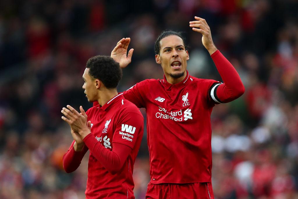 Martin Keown explains what sets Liverpool's Virgil van Dijk apart after superb defending against Tottenham