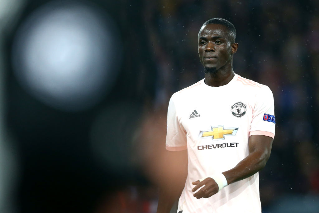 Manchester United sweating on Eric Bailly's condition as defender is hauled off during Ivory Coast clash