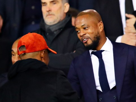 Patrice Evra claims PSG filed a complaint to UEFA against him for celebrating Man Utd win