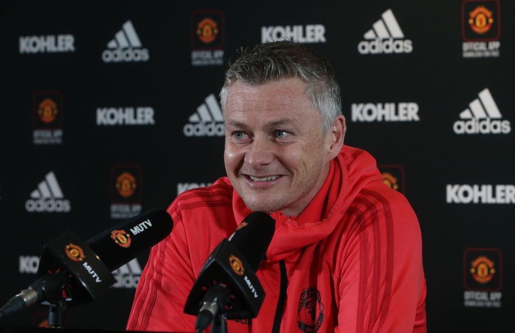 Ole Gunnar Solskjaer wants Manchester United to sanction deal for PSG star Adrien Rabiot