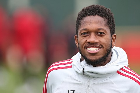 Fred explains why he's failed to play well for Man Utd since joining in the summer