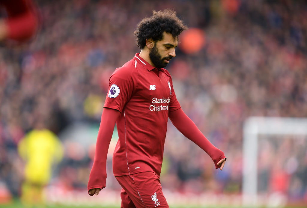 Liverpool hero Jamie Carragher has advice for 'selfish and greedy' Mohamed Salah