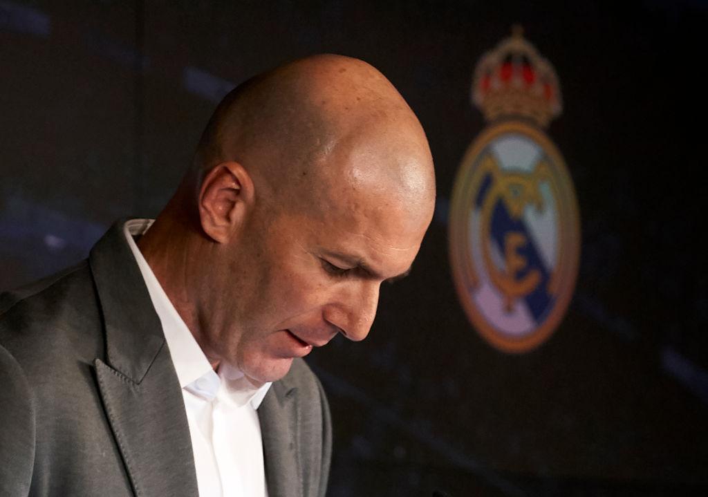 Real Madrid boss Zinedine Zidane wants Paul Pogba and Sadio Mane