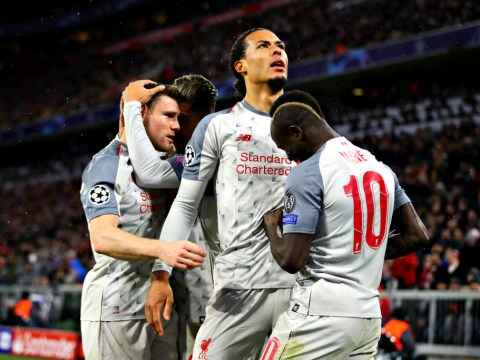 Charlie Nicholas names the two players responsible for Liverpool's Champions League run