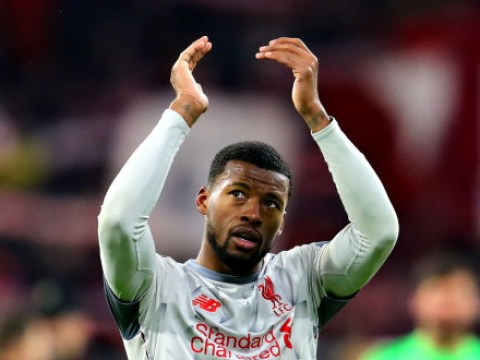 Georginio Wijnaldum explains why Fulham will be tougher opponents for Liverpool than Bayern Munich