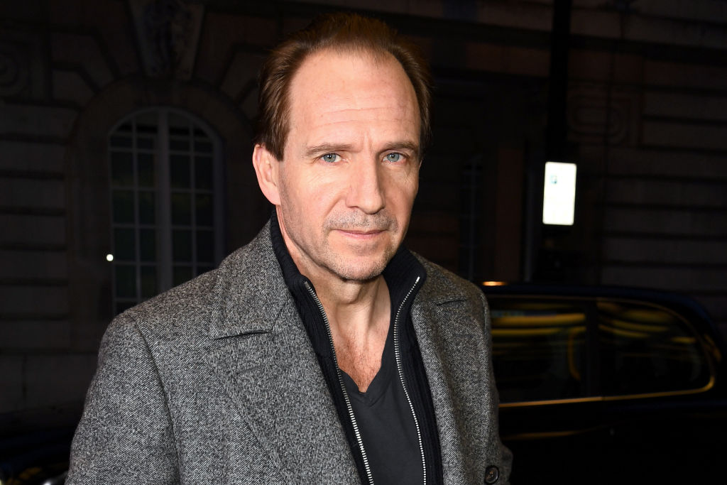 Ralph Fiennes at The White Crow premiere