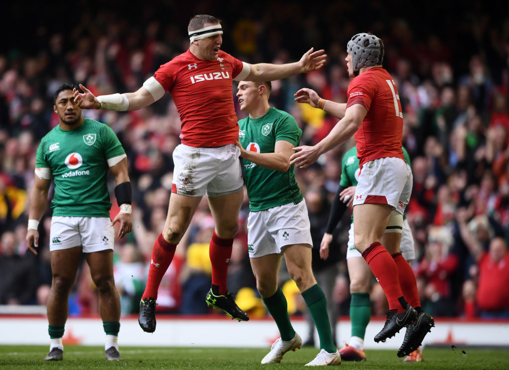 Wales secure Six Nations Grand Slam with Ireland thrashing