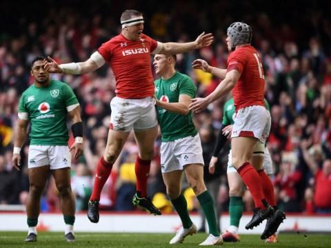 Wales secure Six Nations Grand Slam with Ireland thrashing