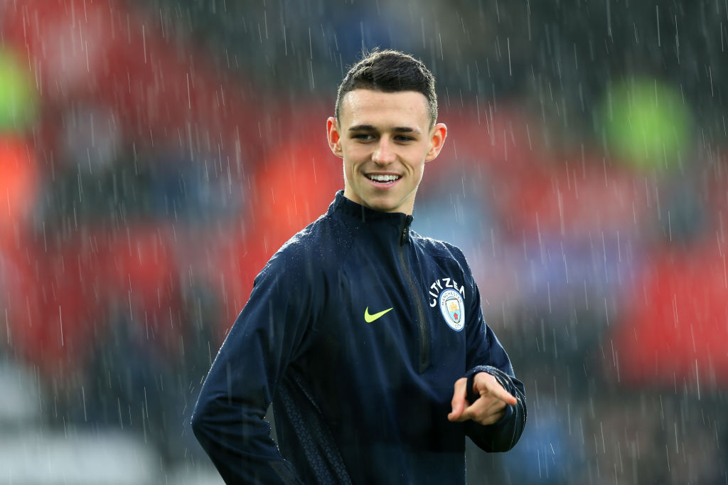Manchester City plan to keep Phil Foden after rejecting over 12 loan offers