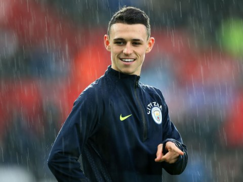 Man City star Phil Foden compared to Real Madrid legend Zinedine Zidane by Michael Owen