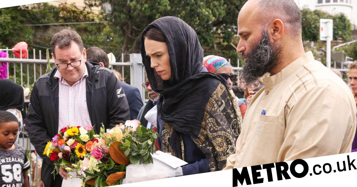 Jacinda Ardern Pinterest: Jacinda Ardern's Compassion After The Christchurch