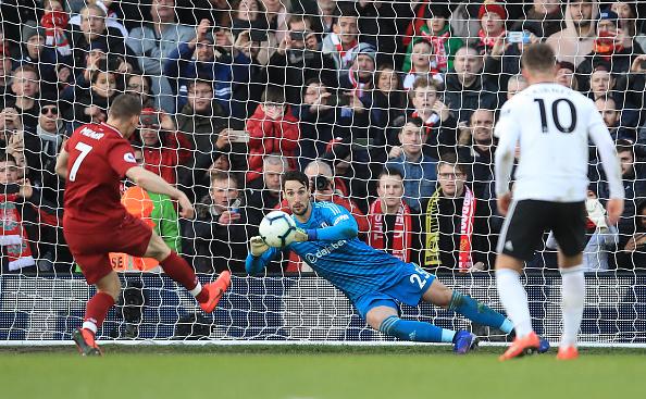 Jurgen Klopp explains why James Milner took Liverpool's winning penalty instead of Mohamed Salah