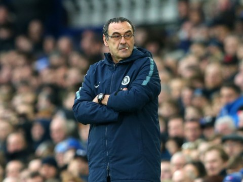 Jamie Carragher slams 'stupid' Maurizio Sarri over Callum Hudson-Odoi decision