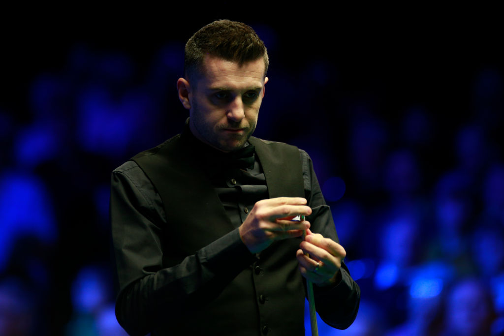 Mark Selby explains why he's always a serious threat at the Snooker World Championship