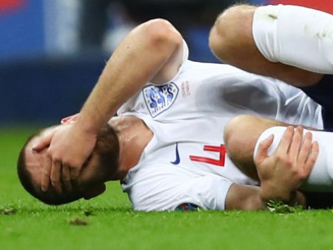 Gareth Southgate delivers Eric Dier injury update after England thrash Czech Republic