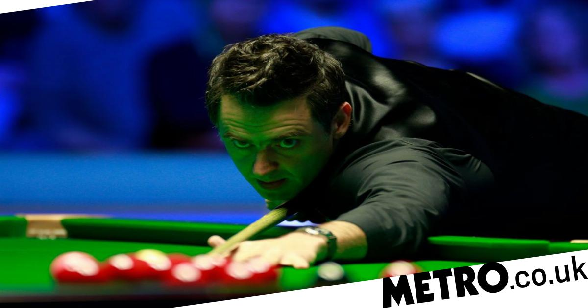 Ronnie O'Sullivan to play James Cahill in Snooker World ...